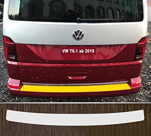 Is-tuning Ajuste Perfecto Para VW T6.1 Desde 2019 Lámina de Protección de la Pintura Película Transparente Alféizar