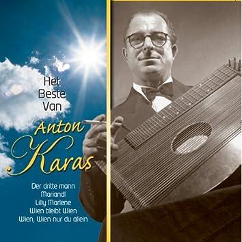 Het Beste Van: Anton Karas