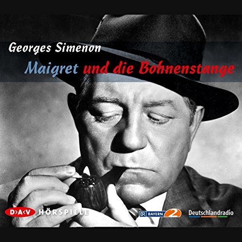 Maigret und die Bohnenstange Titelbild