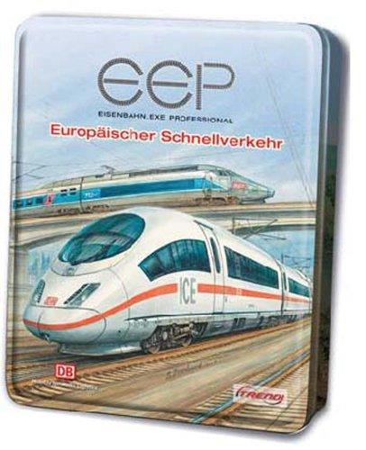 Europäischer Schnellverkehr Eisenbahn.exe Professional 5 Plus