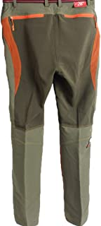 Green Quick Dry Pants Loose Hiking Pants Summer Outdoor Sport Women's Waterproof Pants (Size : XL)