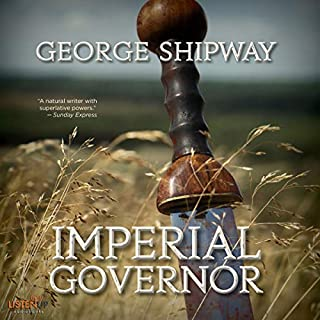 Imperial Governor audiobook cover art