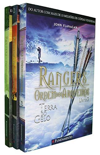 Rangers - Ordem dos Arqueiros - Curadoria PoolBooks Indica: Kit (livros 1, 2 e 3)