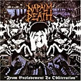 Napalm Death: From Enslavement to Obliteration (Audio CD)