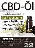 CBD-Öl: Ein Apotheker zeigt Qualitätsmerkmale, Unterschiede und Wirkung für die Medizinische Anwendung und Einsatzgebiete von CBD-Öl bei Mensch & Tier