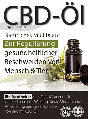 CBD-Öl: Ein Apotheker zeigt...