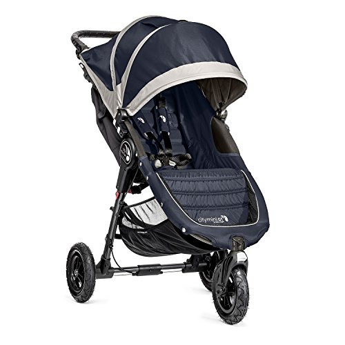 Baby Jogger City Mini GT Kinderwagen, Single-Modell, Midnight Grau