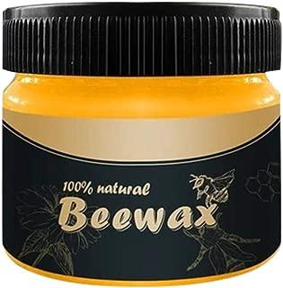 ODRD Wood Wax Beeswax Polish Holzwachs Würzmittel Möbelwachs Bienenwachs für Holz & Möbel Möbelklinik Holzreiniger Naturmöbelwachs Holzgewür Möbelpflege Polieren