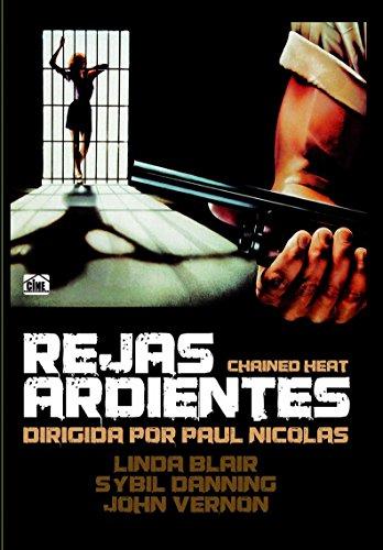 Rejas Ardientes [DVD]