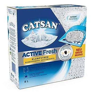 Catsan Active Fresh Clumping Cat Litter, 8Litre Pack parent