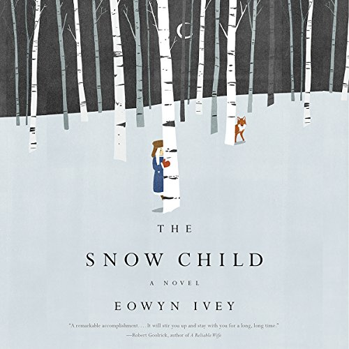 The Snow Child  By  cover art