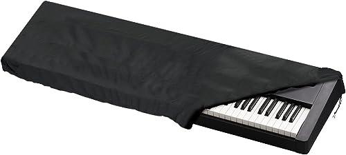 JTDEAL Housse/Couverture de Piano, Antipoussière Housse de Protection pour 88 Touches Clavier de Piano Électronique a...