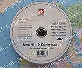 Questo aggiornamento funziona solo con B M W MK4 HIGH DVD Navigation (Si prega di leggere attentamente la descrizione del prodotto. Grazie) L'unità DVD di navigazione MK4 si trova nel bagagliaio del veicolo e ha un contrassegno DVD bianco!!! Compatib...