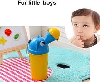 1 X Tragbar Baby Kinder Pissoir Urinal Toilette Töpfchen Auto Camping HN