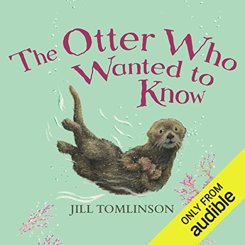 The Otter Who Wanted to Know audiobook cover art