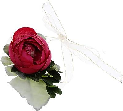 Dorure Rouge avec Argent Anniversaire F/ête des M/ères Fleur Rose Conserv/ée Rose Jamais Fl/étri de No/ël Rose /Éternelle avec Boite Cadeau et Carte de Voeux 3D Pop Up Rose pour No/ël la Saint Valentin