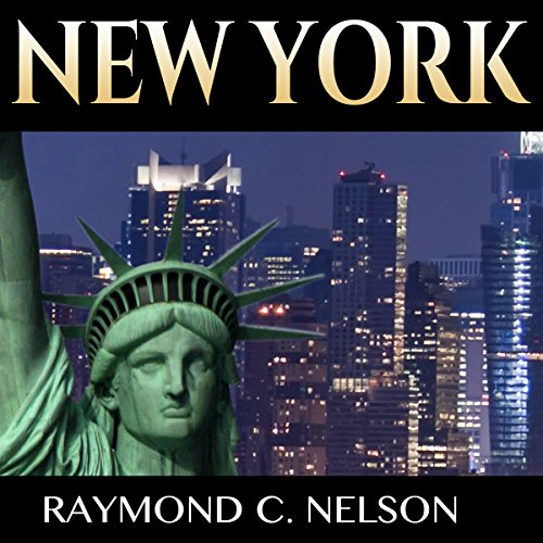 New York: Guide to NYC: History of New York - Where the Most Important People, Places, and Events Shaped the History of New York City audiobook cover art