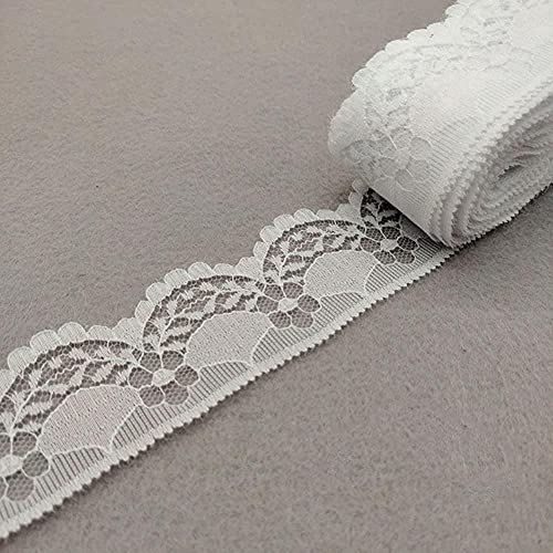 10 Yards/Lot Lace Ribbon Tape Quality Lace Trim DIY Embroidered Lace for Sewing Decoration Lace Fabric,D4