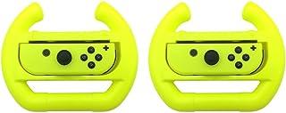 KOBWA For Joy-Conハンドル 2個セット ニンテンドー for switch専用ハンドル