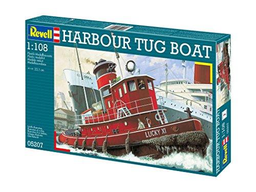 Revell Harbour Tug Boat