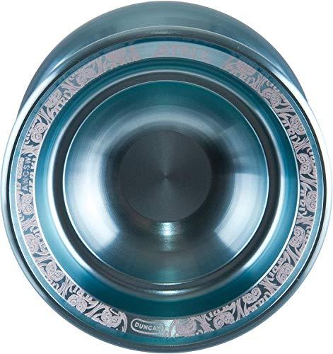 Duncan Toys Strix Yo-Yo [Sky Blue], Unresponsive Pro Level Yo-Yo, Concave Bearing