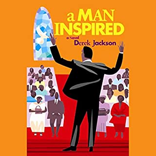 A Man Inspired  audiobook cover art