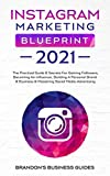 Instagram Marketing Blueprint 2021: The Practical Guide & Secrets For Gaining Followers. Becoming An Influencer, Building A Personal Brand & Business ... Guide & Secrets For Gaining Followers