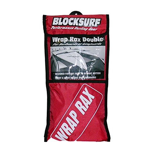 Block Surf Wrap-Rax Soft Rack Double