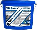 trendystone NaturFugensand 25 kg granitgrau - selbstreparierend - OHNE chemische Zusatzstoffe -...