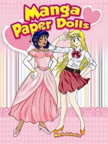 Manga Paper Dolls