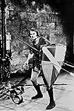 Poster The Adventures of Robin Hood Errol Flynn, 60 x 91 cm