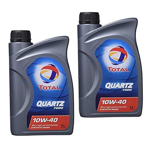 BOXLUM Total Quartz 7000 Energy Multipack de 2 botes de 1 litro