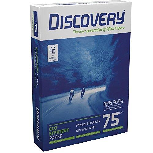 Discovery A375gsm FSC Office Papier (500Blatt) Stück