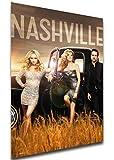 Instabuy Poster - SA0041 - Playbill - TV Series - Nashville