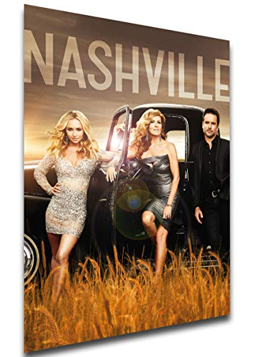 Instabuy Poster - SA0041 - Playbill - TV Series - Nashville - Variant 01 Manifesto 70x50