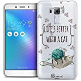 Case for 5.5 inch Asus Zenfone 3 Laser, Ultra Slim Quote