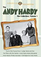 Vol. 1-Andy Hardy Collection [DVD]