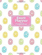 Event Planner And Organizer: Notebook Organizer