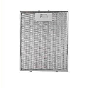 RECAMBIOS DREYMA Filtro Campana Extractor Pando 32,9x24,7 C.O. 580058200005: Amazon.es: Hogar