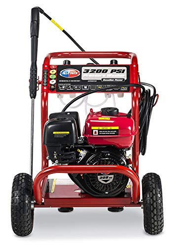 %23 OFF! All Power America APW5118C 3200 PSI 2.6 GPM Gas Powered Washer w/ 30 ft High Pressure Hose ...