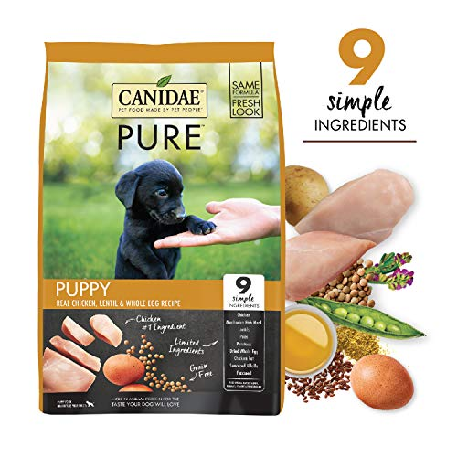 CANIDAE PURE Puppy Recipe, Limited...
