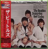 BEATLES YESTERDAY AND TODAY 45TH ANNIVERSARY CD MINI LP OBI + BONUS TRACKS