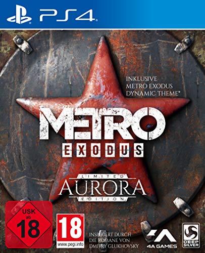 Metro Exodus Aurora Limited Edition - PlayStation 4 [Importación alemana]