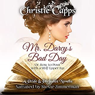 Mr. Darcy's Bad Day cover art