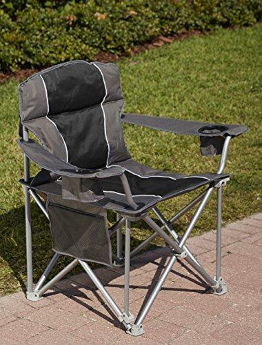 ALPS Mountaineering King Kong Chair is our top choice among the best beach chairs for heavy people