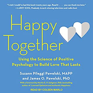 Happy Together audiobook cover art