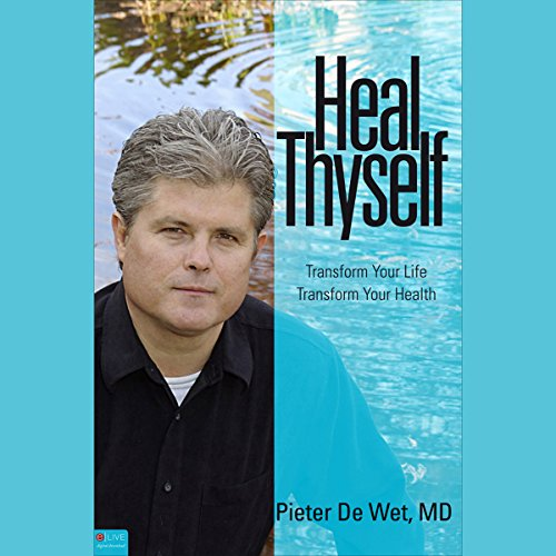 Heal Thyself audiobook cover art