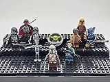 Star Wars Mandalorian Custom 10pcs Set