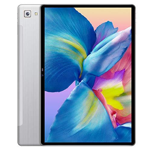 tablet PC 10.1 Pulgadas HD PC Android 9.0 Sistema 4G PC 2GB RAM + 32GB ROM con WiFiGPS Bluetooth Doble Tarjeta Doble Modo de Espera 6000mAh batería