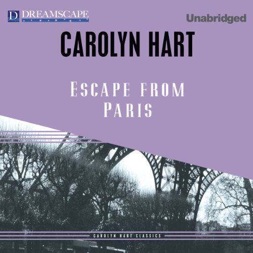 Escape from Paris audiobook cover art